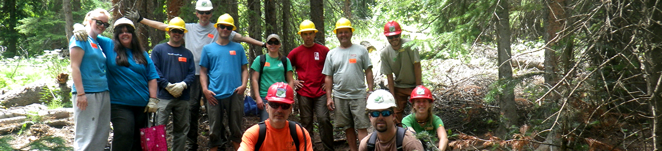 Friends of the Dillon Ranger District Trail Crew